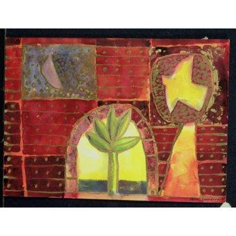 Quadros para sala - Quadro -Bird Song, 1996- - Davidson, Peter