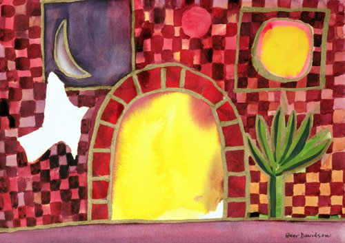 quadros-modernos - Quadro -The Awakening- - Davidson, Peter