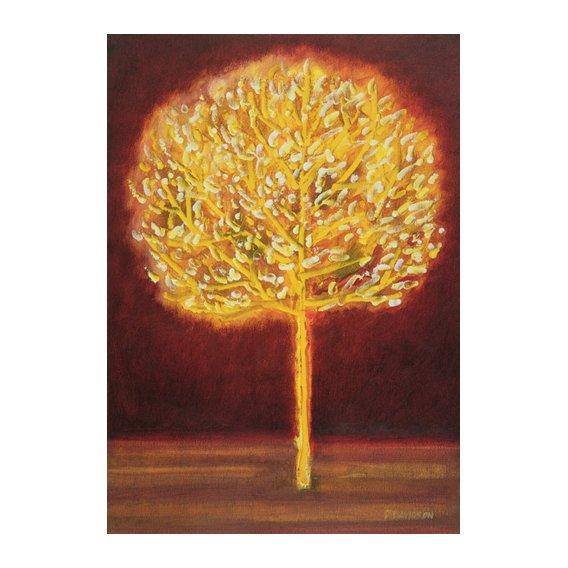 Quadro -Blossoming Tree-