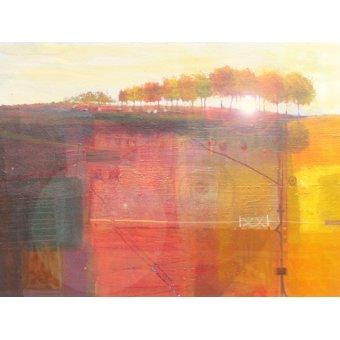 Quadros abstratos - Quadro -Sunrise, 2011- - Decent, Martin