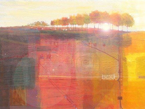 quadros-modernos - Quadro -Sunrise, 2011- - Decent, Martin