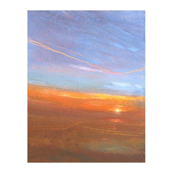 Quadro -Sunset, 2007-