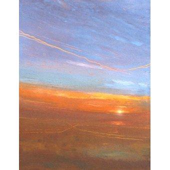 - Quadro -Sunset, 2007- - Decent, Martin