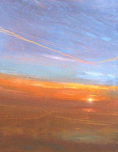 quadros-modernos - Quadro -Sunset, 2007- - Decent, Martin