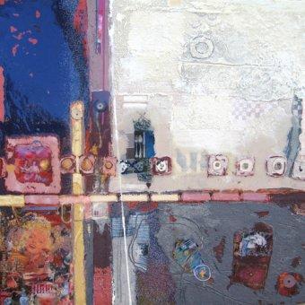 Quadros abstratos - Quadro -1962, 2015- - Decent, Martin