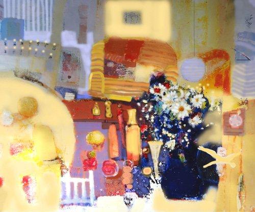 quadros-modernos - Quadro -Christmas Day, 2008- - Decent, Martin