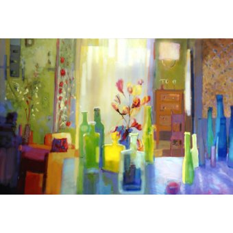 Quadros abstratos - Quadro -Still Life, 2004- - Decent, Martin