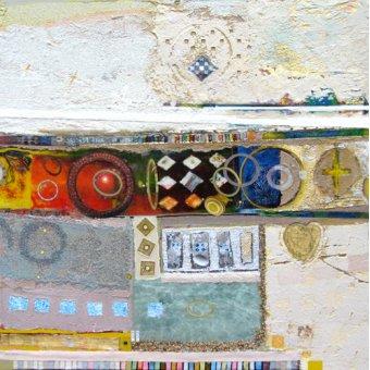 Quadros abstratos - Quadro -Alchemy, 2014- - Decent, Martin