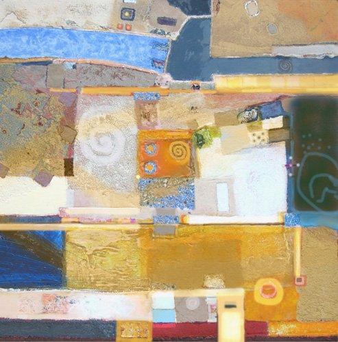 quadros-modernos - Quadro -Exodus, 2013- - Decent, Martin