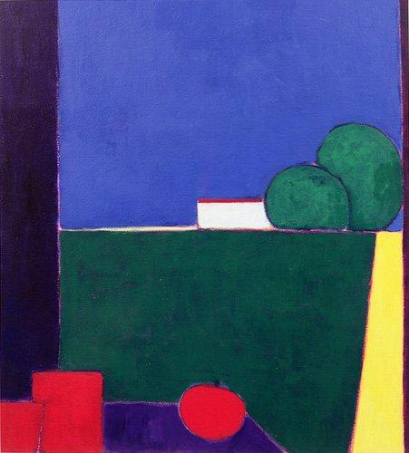 quadros-modernos - Quadro -Evening in Tuscany- - Donne, Eithne