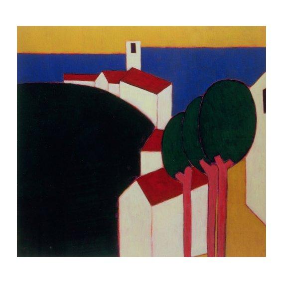 Quadro -In the Luberon, 2000-