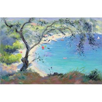 - Quadro -Lichnos Bay, Epirus, Greece, 1995- - Durham, Anne