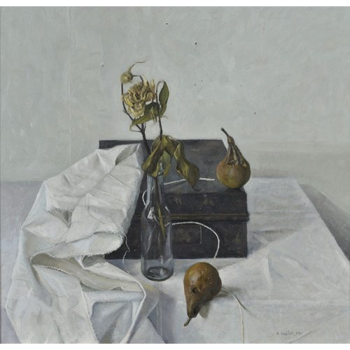 Quadro -The Box and Rotten Pears, 1990-
