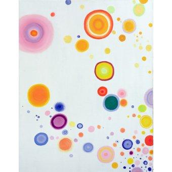 Quadros abstratos - Quadro -Cosmic Joy!, 2009- - Godlewska de Aranda, Izabella
