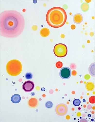 quadros-modernos - Quadro -Cosmic Joy!, 2009- - Godlewska de Aranda, Izabella