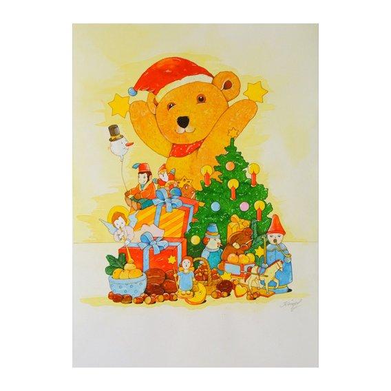 Quadro -Christmas Tree-