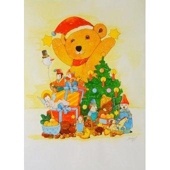 - Quadro -Christmas Tree- - Kaempf, Christian