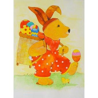 - Quadro -Easter- - Kaempf, Christian