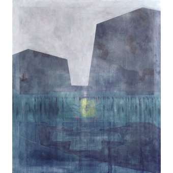 Quadros abstratos - Quadro -Seascape- - Millar, Charlie