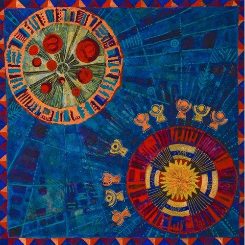 Quadro -Sunfan 2, 2008-