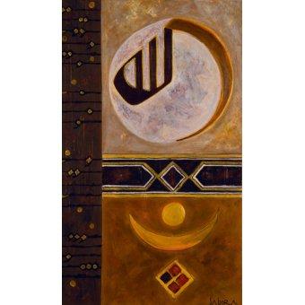quadros étnicos e orientais - Quadro  -Umosa, 2008- - Manek, Sabira