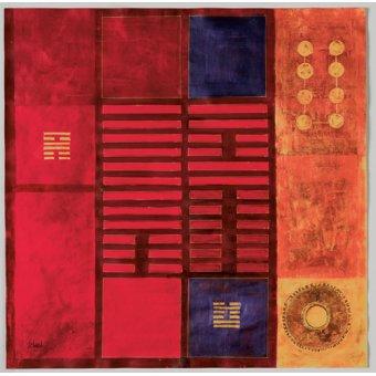 quadros étnicos e orientais - Quadro -Meng, 2005- - Manek, Sabira