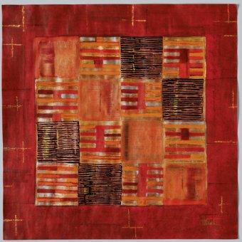 quadros étnicos e orientais - Quadro -Sun, 2005- - Manek, Sabira