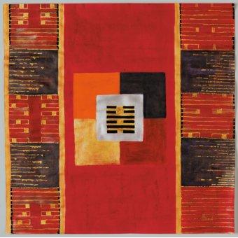 quadros étnicos e orientais - Quadro -Chen, 2005- - Manek, Sabira