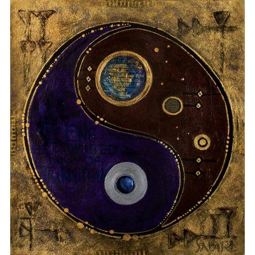Quadro -Gemini-Sagitarius, 2009 -