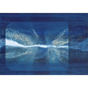Quadros abstratos - Quadro  -Untitled- - Millar, Charlie