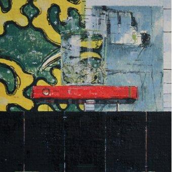 Quadros abstratos - Quadro -Upsetter Tadpoles- - Millar, Charlie