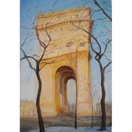 Quadro -Arc de Triomphe, 2010-