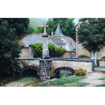 - Quadro -Louis Ocres, France, 1999- - Neal, Trevor