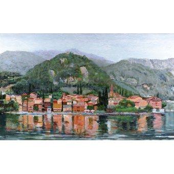 - Quadro -Varenna, Lake Como, Italy, 2004- - Neal, Trevor