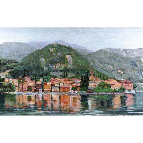 Quadro -Varenna, Lake Como, Italy, 2004-