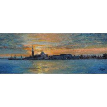 - Quadro -San Giorgio, Venice Lagoon, 2008- - Neal, Trevor