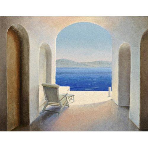 Quadro -Santorini 9-
