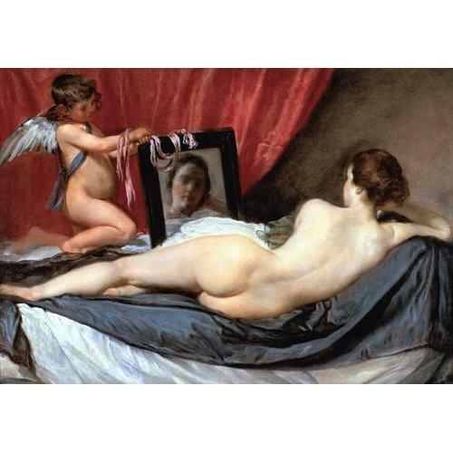 Quadro -Venus delante del espejo-