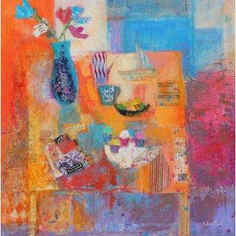 - Quadro - Summer Table- - Paul, Sylvia