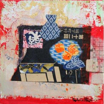 - Quadro - Table Top, Japan- - Paul, Sylvia