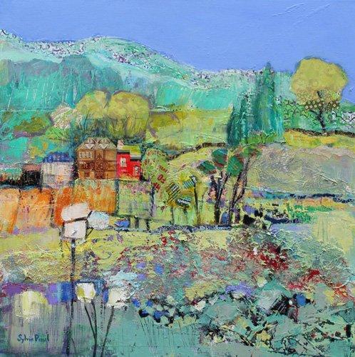 quadros-modernos - Quadro - A Calm Day- - Paul, Sylvia