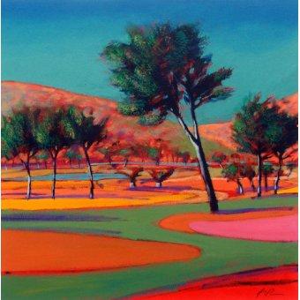 - Quadro - Son Vida 2 (acrylic on canvas)- - Powis, Paul