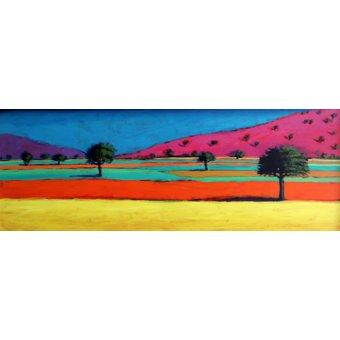 quadros de paisagens - Quadro - No title- - Powis, Paul