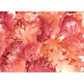 quadros de flores - Quadro - autumn monochrome- - Pushparaj, Neela