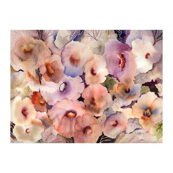 Quadro - floral dreams-
