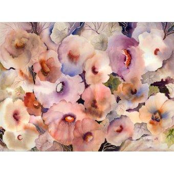 quadros de flores - Quadro - floral dreams- - Pushparaj, Neela