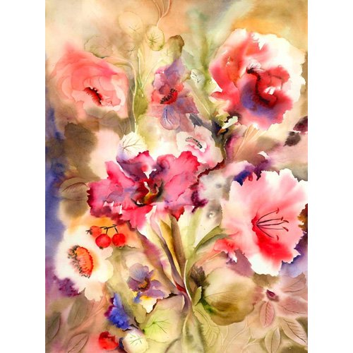 Quadro - just lily-