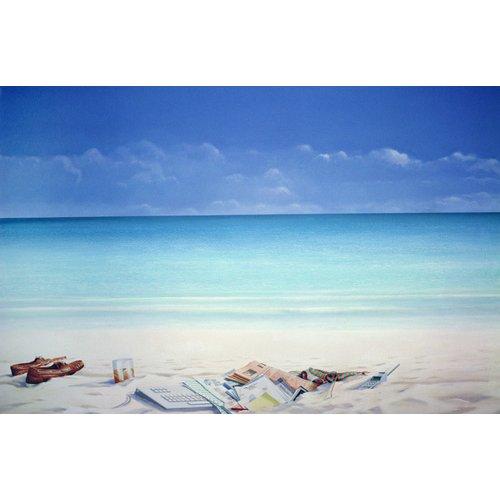 Quadro -Beach Broker-