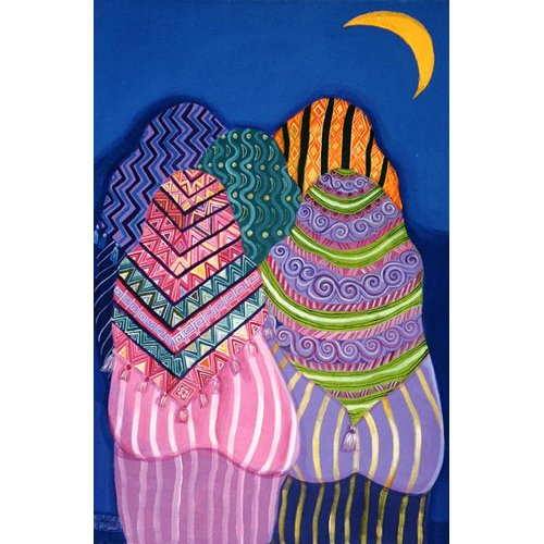 Quadro -Bottoms in the Moonlight, 1990 -