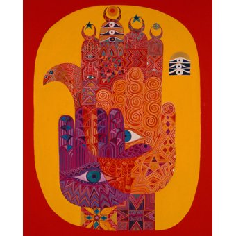 - Quadro -Amulets, 1992- - Shawa, Laila